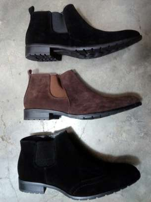 Suede Boots image 1