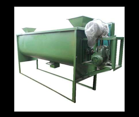 Feed mixer plant image 1