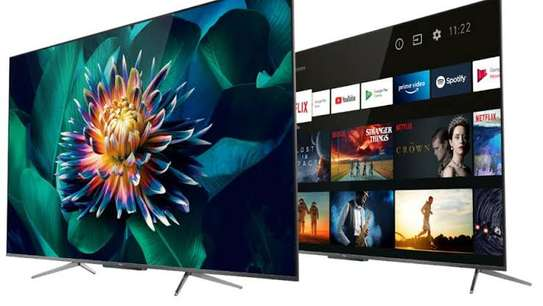 TCL 50 inch smart Android 4k ,(iPQ) image 1