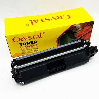 crystal toner 17A black image 1