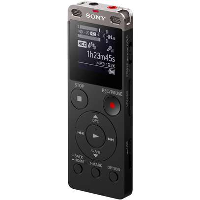 Sony ICD-UX560 Digital Voice Recorder with Built-In USB image 1