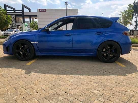 Subaru Impreza on sale very clean car image 5