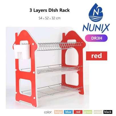 3 Layer Dish rack image 3