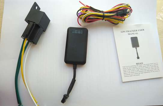 GPS Vehicle Tracker And Immobilizer image 1
