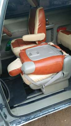Kenyan rift car seat covers