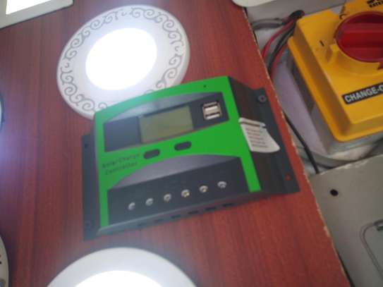 solar charge controller 30 watts
