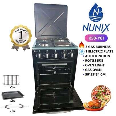 4 gass burner /NuNix gass cooker/auto ignition gass cooker image 4