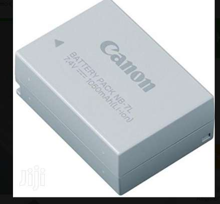 Canon NB-7L Battery Rechargeable image 1