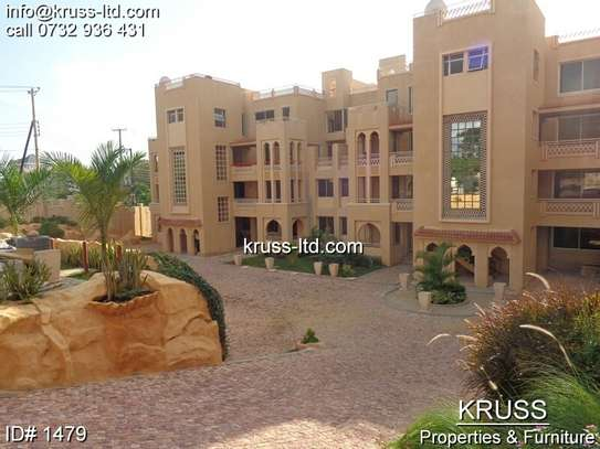 3br newly built apartment for rent in Nyali ID1479 image 12