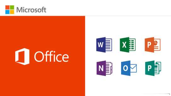 Microsoft Office 2019 Professional Plus (Windows/Mac) image 1