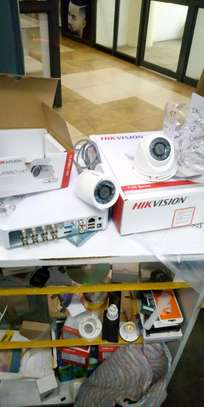 4 HD CCTV CAMERA COMPLETE PACKAGE