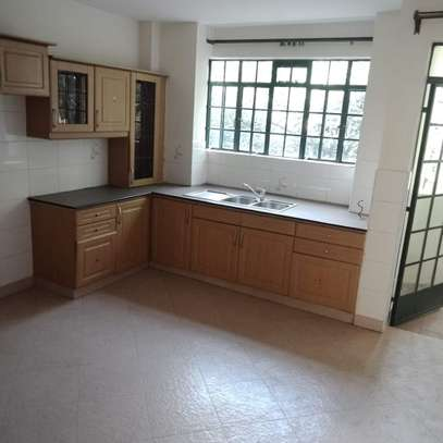 Three bedrooms apartment plus a dsq to let off riara road in lavington of image 9