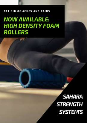 Foam Rollers (High Density)