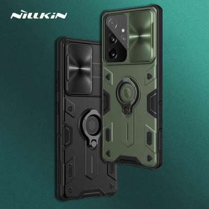 Nillkin Hard Armored CamShield Slide Camera Cover for Galaxy S21 Plus S21 Samsung S21 Ultra Camera Protection Case image 3