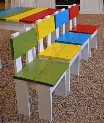 Kindergarten school furniture image 1
