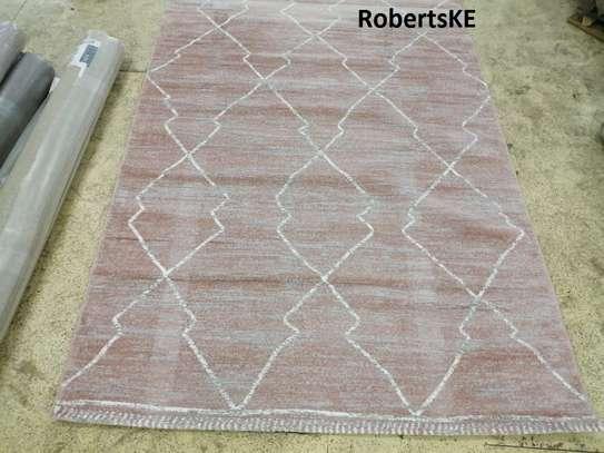 Durable Elegant non-skid persian carpet image 4