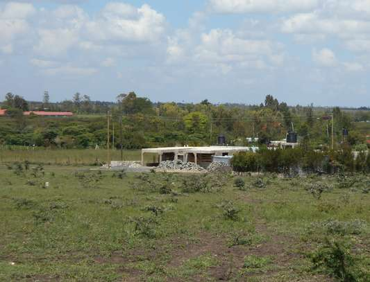 1/8 acre Plots for sale in Kiserian image 2