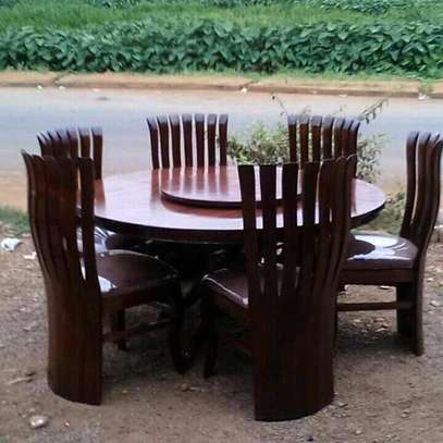 4-seater dining table image 2