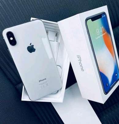 Apple Iphone x Silver ▪︎ 256 Gigabytes