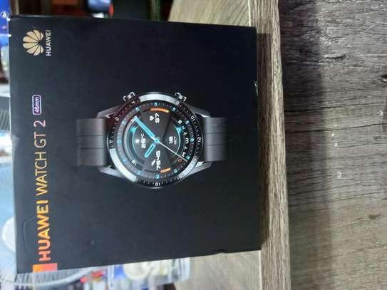 Huawei watch gt2 46mm smartwatch image 1