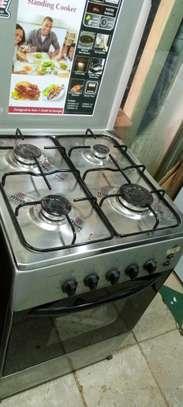 4Gas Burner cooker