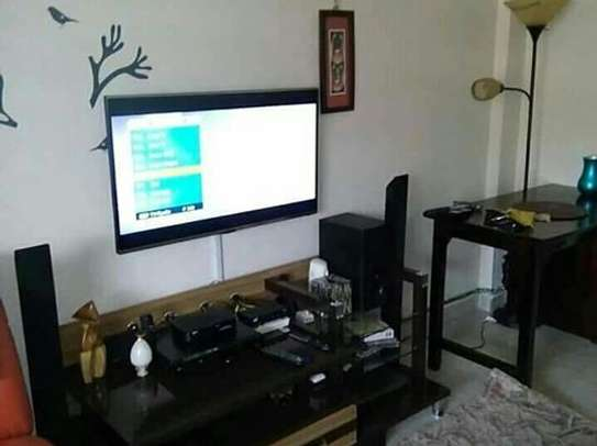 TV Mounting Service with On-wall Wire Concealment image 9