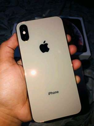 Apple Iphone xs [ 512 Gigabytes ] With Charging Pad image 1