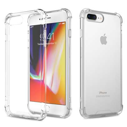 iPhone 7 Plus/ 8 Plus Crystal Clear Case