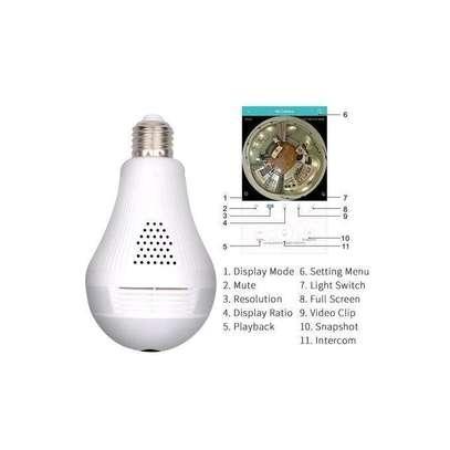 Nanny WiFi camera bulb image 1