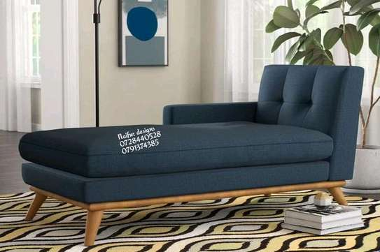 Chaise lounge sofa image 1