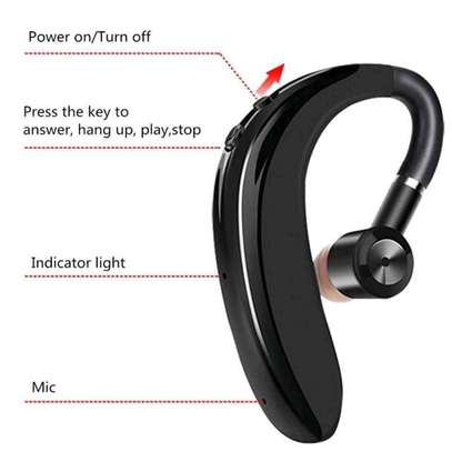 Business design wireless headset image 2