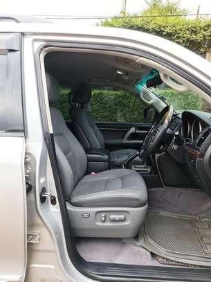 2008 Toyota Land Cruiser V8. 4700cc 2UZ V8