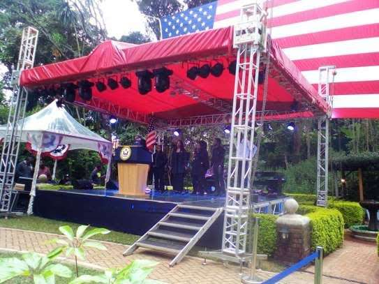 Events, Stage Sets, Truss & Lighting Services image 5