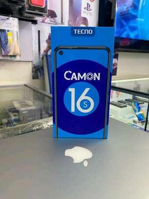 Tecno Camon 16s 128GB image 1