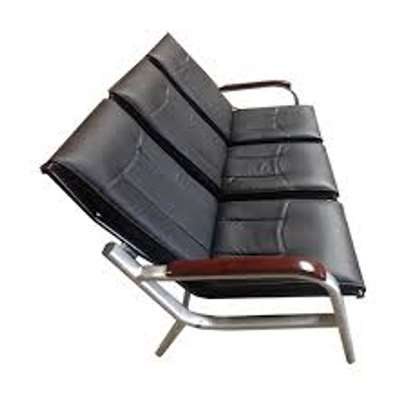 Leather Linked Chair