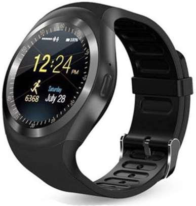 Sports Fitness Bluetooth Smart Watch Pedometer supports sim card image 4