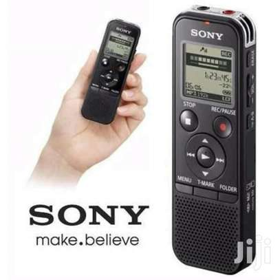 Sony ICD-PX470 Stereo Digital Voice Recorder with with Built-in 4GB image 1