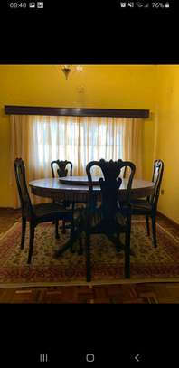 5 seater Dining Table image 1