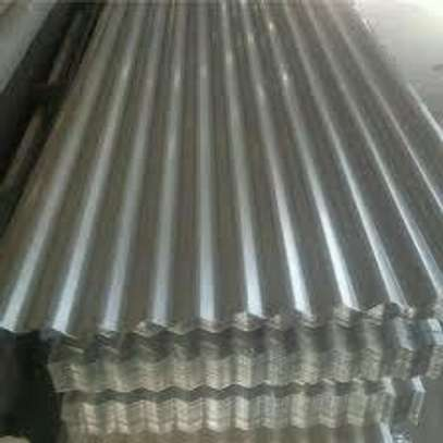 New rejected iron sheets