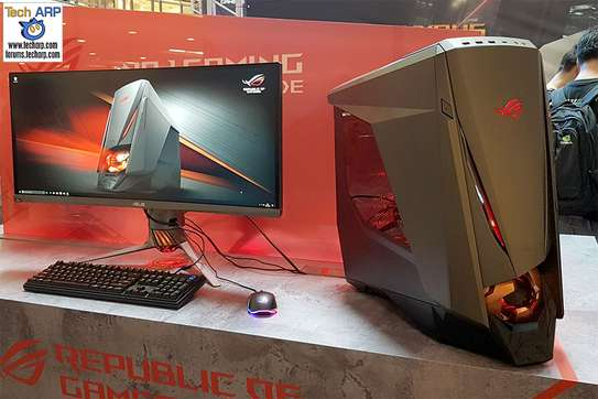 Asus Gaming pc with nvidia 1080 on offer image 1