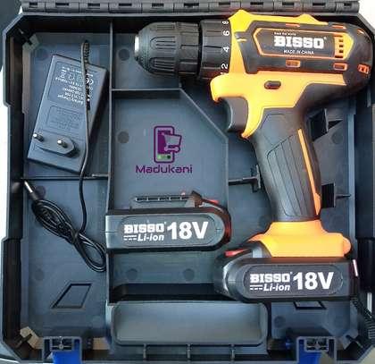 Bisso 18V Cordless Drill image 1