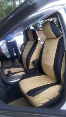 Toyota Fielder  Car Seat Covers image 3