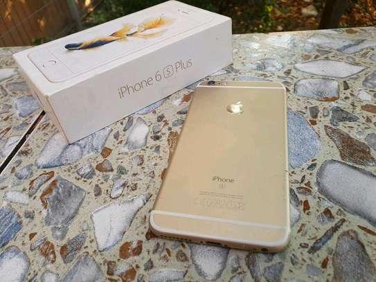 Apple Iphone 6s Plus 128 gb Ios 13 powered image 1