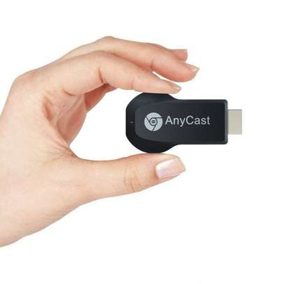 Generic AnyCast M9 Plus Wireless WiFi Display Dongle Receiver Airplay Miracast DLNA 1080P HDMI TV Stick image 1