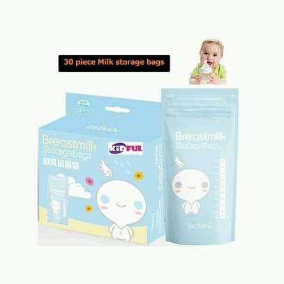 Milk bags image 1