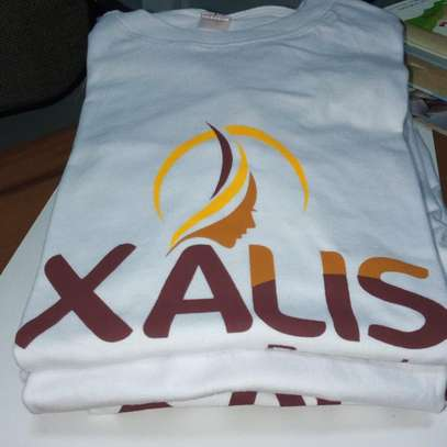 T-SHIRTS BRANDING(Screen & Embroidery Printing) image 2