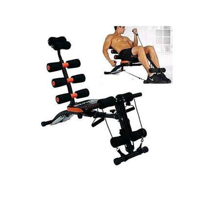 Golden Star Multipurpose Abdominal Six Pack Care Bench image 1