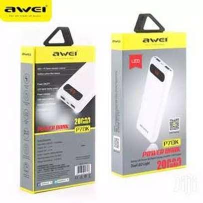 Awei p70 power bank image 1