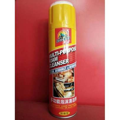 Brand new highly scented multi purpose foam cleaner image 2