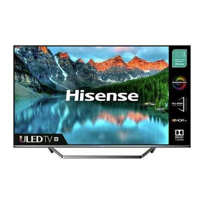 Hisense 50U7Q-50''QLED/ULED 4K SMART ANDROID TV Frameless-New Boxed image 1
